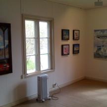 Hube's paintings