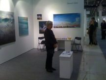 ArtHelsinki 11 -Contemporary art fair. Expo and convention centre, Helsinki