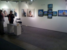 ArtHelsinki 10 -Contemporary art fair. Expo and convention centre, Helsinki