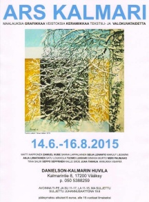 Kalmari poster