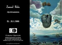 Private exhibition in Gallerie Oljemark in Helsinki in 2010
