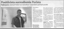 Positive surrealism from Pori ;)